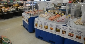 The best meat & seafood departments at Frank's Supermarkets